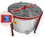 Cassette honey extractor, Ø1000mm, 8 German frame, with half automatic steering and bottom drive