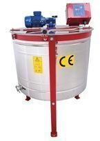 Cassette honey extractor, Ø800mm, 6 German frames ''Deutsch Normal'', with full automatic steering and top drive