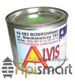 Varnish for honey extractors painting, 0,45 ml Alvis